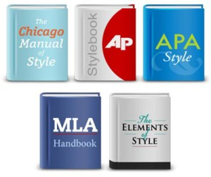 style reference book resources